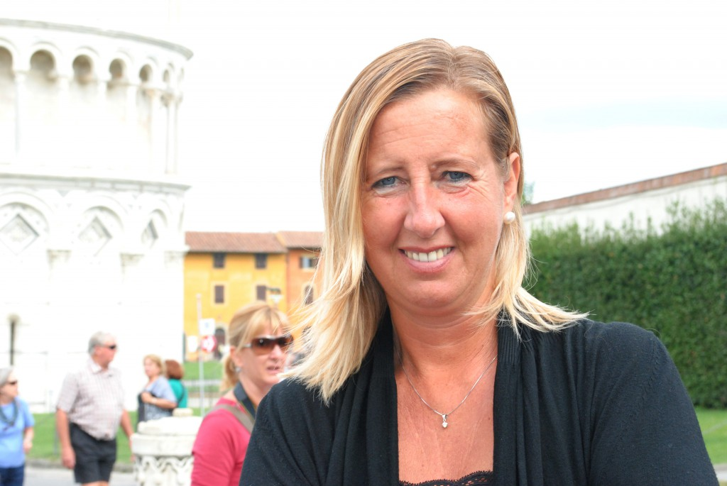 Turismo a Pisa - Silvia Piccini intervista