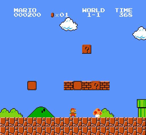 Laboratorio in inglese per bambini su Super Mario Bros  Internet Festival 2015