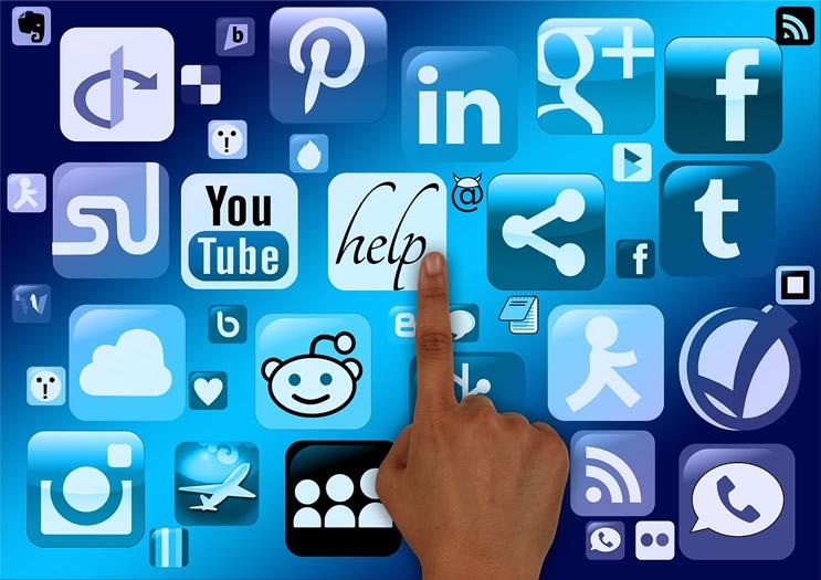 Dimensioni delle immagini sui social media