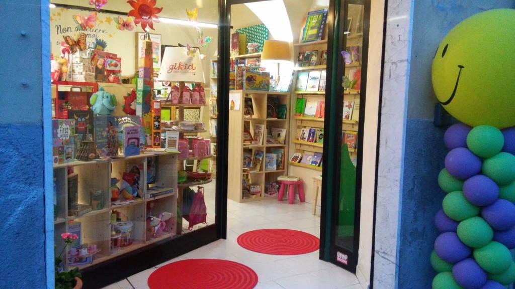 Giocare in inglese in libreria a Pisa